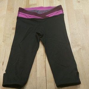 Ivivva girls size 6 leggings